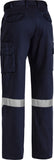 BPC6007T Bisley 8 Pocket Cargo Pant 3M Reflective Tape - Regular