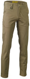BPC6008 Bisley Stretch Cotton Drill Cargo Pants - Long