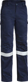 BPC6021T Bisley 3M Taped Industrial Engineered Mens Cargo Pant - Long