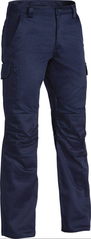 BPC6021 Bisley Industrial Engineered Mens Cargo Pant - Stout