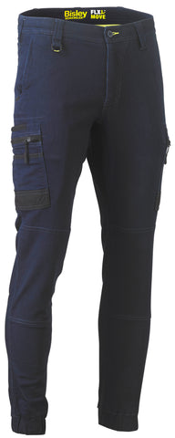 BPC6334 Bisley Flex And Move™ Stretch Cargo Cuffed Pants - Regular