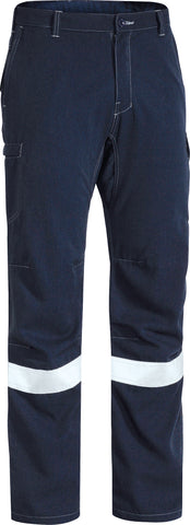 BPC8092T Bisley Tencate Tecasafe Plus 700 Taped Engineered FR Vented Cargo Pant - Stout