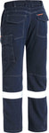 BPC8092T Bisley Tencate Tecasafe Plus 700 Taped Engineered FR Vented Cargo Pant - Regular