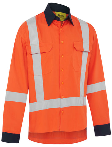 BS6248XT Bisley TTMC-W17 Cool Lightweight Drill Shirt