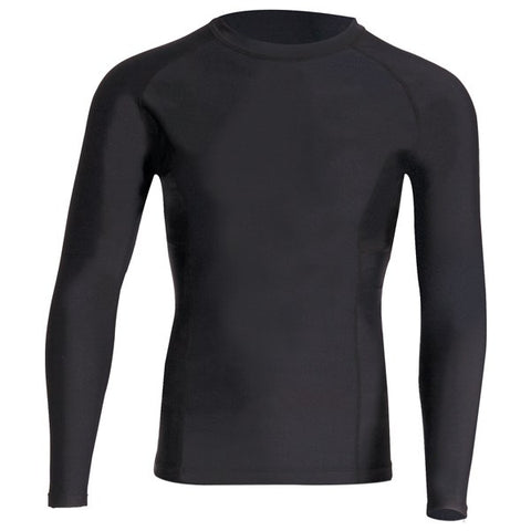 CT01 CF Long Sleeve Compression Tops