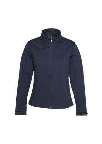 J3825 Soft Shell Ladies Jacket