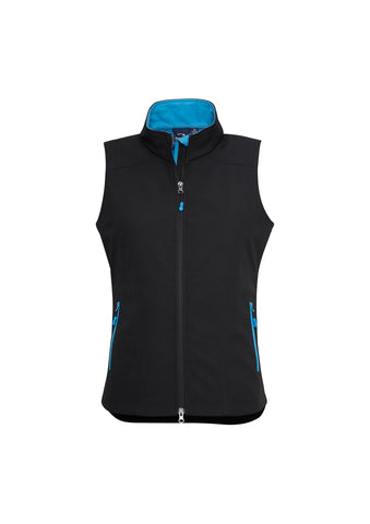 J404L Geneva Ladies Vest
