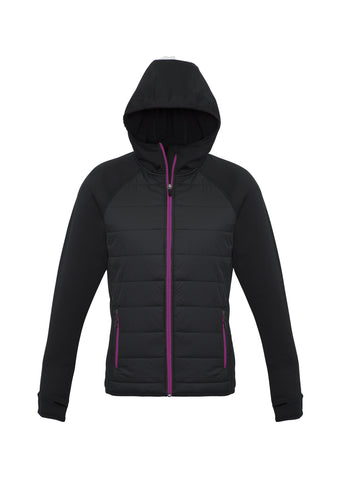 J515L  Womens Stealth Tech Hoodies
