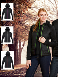 J515L BizCollection  Womens Stealth Tech Hoodies