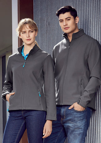 J740M Men's Apex Lightweight Softshell Jacket