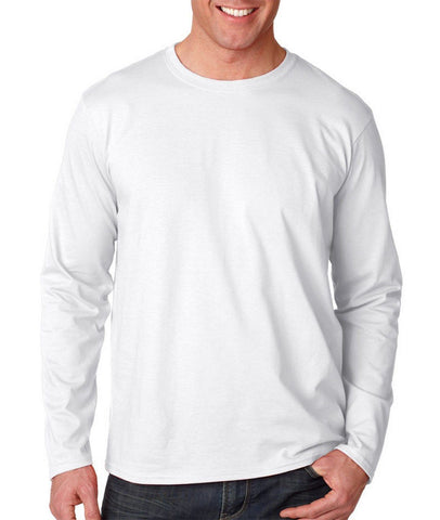 Gildan 64400 Mens Long Sleeve T-Shirt