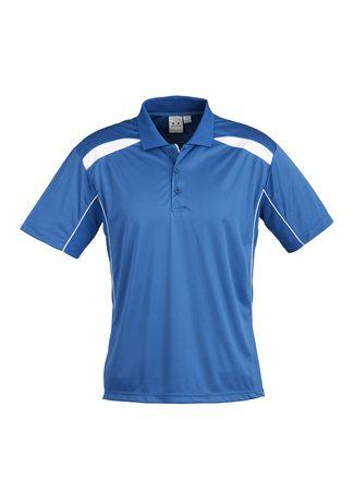 P244MS BizCollection United S/S Mens Polo