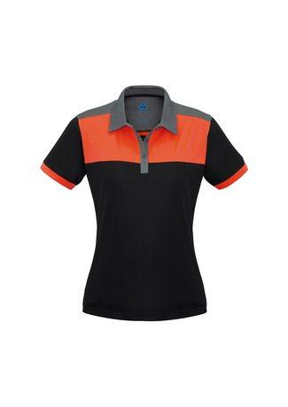 P500LS BizCollection Charger Ladies Polo