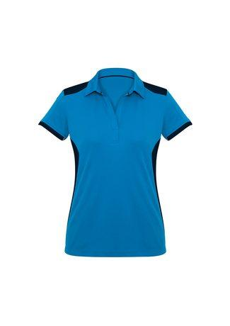 P705LS BizCollection Rival Ladies Polo