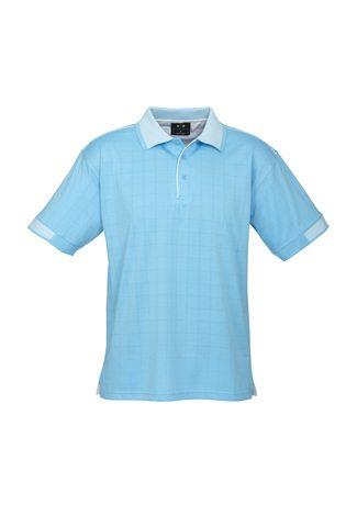 P9100 BizCollection Noosa Self Check Men's Polo