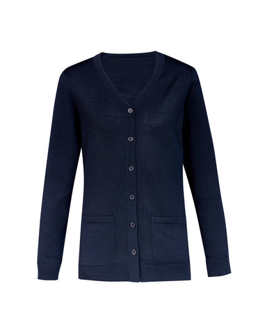 CK045LC BizCollection Womens Button Front Cardigan