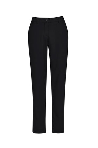 CL953LL BizCollection Womens Comfort Waist Slim Leg Pant