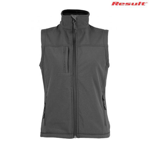 Result R014M Adult Classic Soft Shell Vest