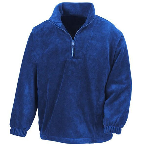 Result R033B Youth Polartherm 1/4 Zip Jumper