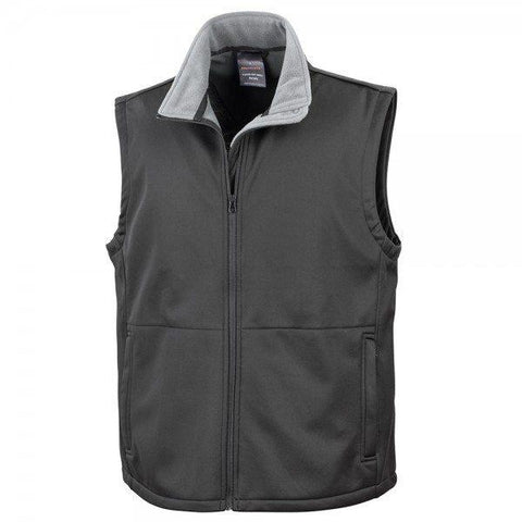 Result Adult Soft Shell Vest