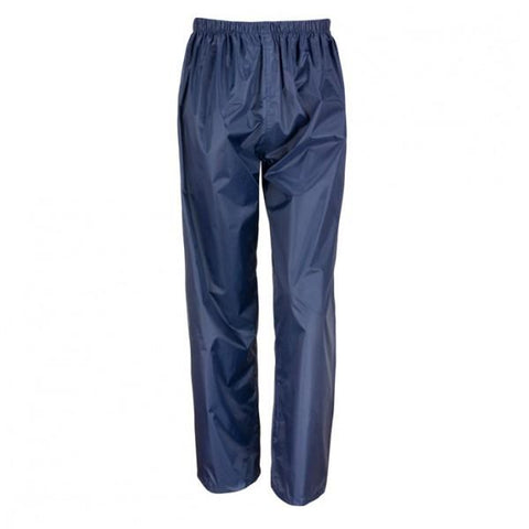 Result R226B Youth Rain Trousers