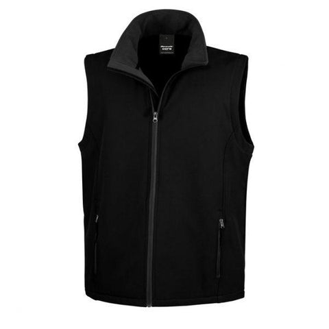 R232M Men's Softshell Vest