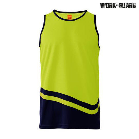 R465X Workguard Peak Performance Singlet