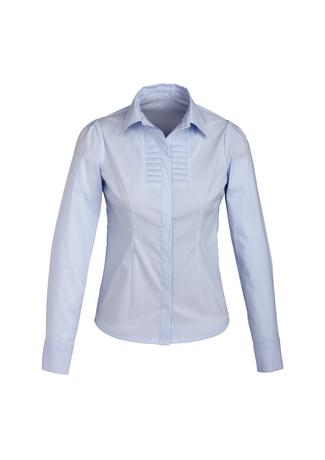 S121LL BizCollection Berlin Ladies Long Sleeve Shirt