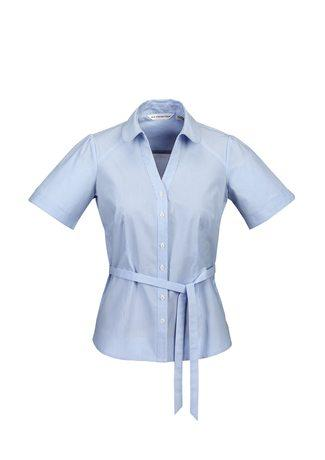 S261LS BizCollection Berlin Ladies Y-Line Shirt