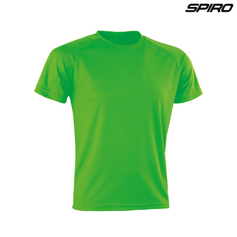Spiro S287X Impact Performance Aircool T-Shirt - Plus size 4XL and 5XL