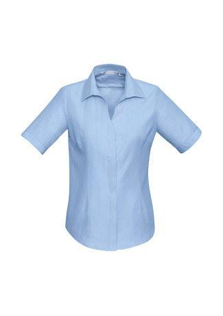 S312LS BizCollection Preston Ladies Short Sleeved Shirt