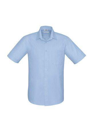 S312MS BizCollection Preston Men's Short Sleeved Shirt