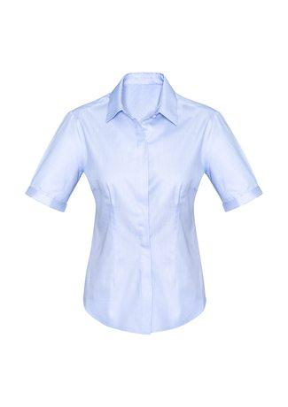 S620LS BizCollection Stirling Ladies Short Sleeved Shirt