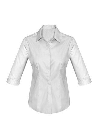 S620LT-Bizcollection-Stirling Ladies ¾ Sleeve Shirt