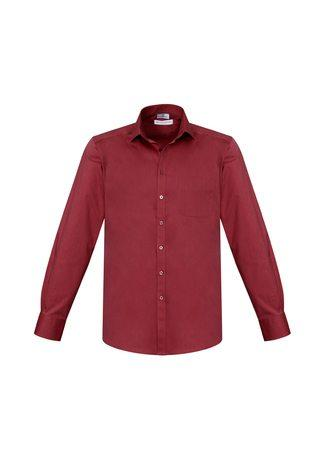 S770ML BizCollection Monaco Men's Long Sleeve Shirt