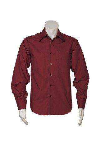 SH714 BizCollection Metro Men's Long Sleeve Shirt