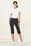 CL040LL BizCollection Womens Jane 3/4 Length Stretch Pant