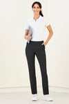 CL041LL BizCollection Womens Jane Ankle Length Stretch Pant