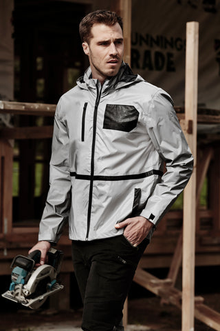 ZJ380 Streetworx Reflective Waterproof Jackets