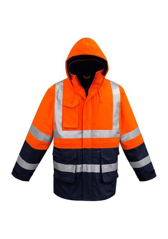ZJ900 Arc Rated Anti-Static Waterproof Jacket