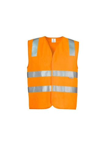 ZV999 Hi Vis Button Up Vest