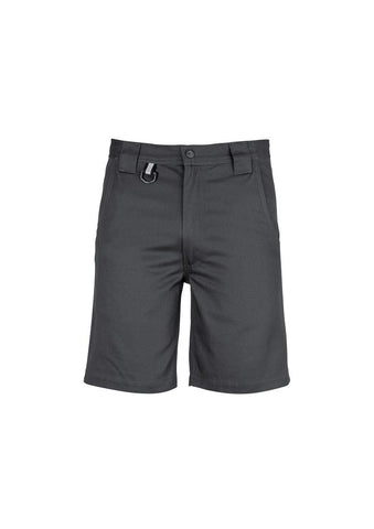 ZW011 Plain Mens Utility Shorts