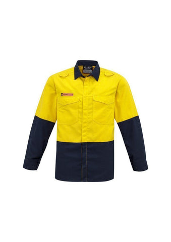 ZW138 Hi Vis Spliced Shirt