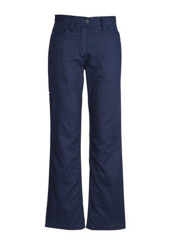Womens Plain ZWL002 Utility Pants