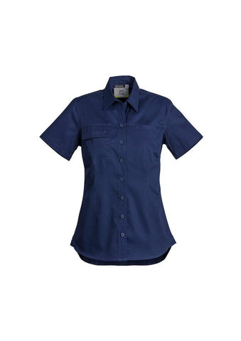Womens Lightweight Tradie Short Sleeve Shirt