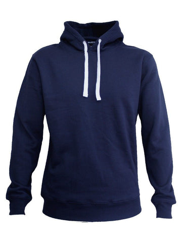 Pocketless Printer Hoodie