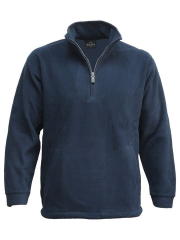 PTN-K Cloke Youth Polar Fleece Half Zip Jackets