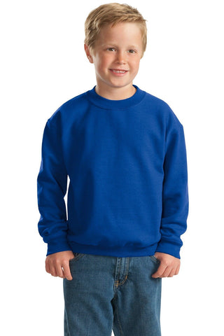 Gildan 18000B Youth Crewneck Sweatshirt