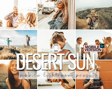 Load image into Gallery viewer, Desert Sun Mobile Preset