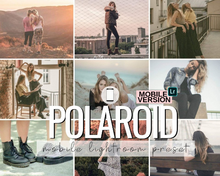 Load image into Gallery viewer, Polaroid Mobile Preset
